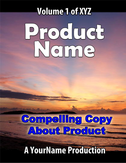Product Creation Template