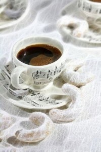 Lift your coffee in song!